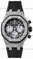 Replica Audemars Piguet Royal Oak Offshore Chronograph Ladies Wristwatch 26092CK.ZZ.D002CA.01