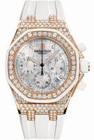 Replica Audemars Piguet Royal Oak Offshore Chronograph Ladies Wristwatch 26092OK.ZZ.D010CA.01