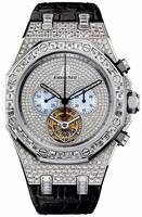 Replica Audemars Piguet Royal Oak Tourbillon Chronograph Mens Wristwatch 26116BC.ZZ.D002CR.01