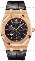 Replica Audemars Piguet Royal Oak Power Reserve Mens Wristwatch 26120OR.OO.D002CR.01