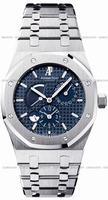 Replica Audemars Piguet Royal Oak Power Reserve Mens Wristwatch 26120ST.OO.1220ST.02