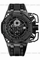Replica Audemars Piguet Royal Oak Offshore Survivor Mens Wristwatch 26165IO.OO.D002CA.01