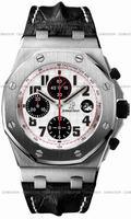 Replica Audemars Piguet Royal Oak Offshore Mens Wristwatch 26170ST.OO.D101CR.02