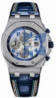 Replica Audemars Piguet Royal Oak Offshore Mens Wristwatch 26182ST.OO.D018CR.01