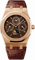 Replica Audemars Piguet Royal Oak Perpetual Calendar Mens Wristwatch 26252OR.OO.D092CR.01