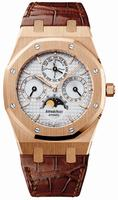 Replica Audemars Piguet Royal Oak Perpetual Calendar Mens Wristwatch 26252OR.OO.D092CR.02
