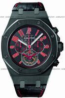 Replica Audemars Piguet Royal Oak Chrono Tourbillon Las Vegas Mens Wristwatch 26268SN.OO.D003CU.01