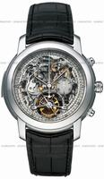 Replica Audemars Piguet Jules Audemars Tourbillon Chronograph Mens Wristwatch 26270PT.OO.D002CR.01
