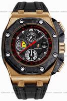 Replica Audemars Piguet Royal Oak Offshore Grand Prix Mens Wristwatch 26290RO.OO.A001VE.01