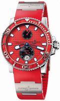 Replica Ulysse Nardin Maxi Marine Diver Mens Wristwatch 263-33-3.96