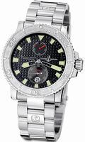 Replica Ulysse Nardin Maxi Marine Diver Chronometer Mens Wristwatch 263-33-7/92