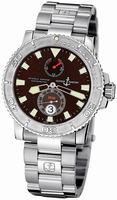 Replica Ulysse Nardin Maxi Marine Diver Chronometer Mens Wristwatch 263-33-7/95
