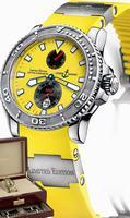 Replica Ulysse Nardin Maxi Marine Diver Chronometer Mens Wristwatch 263-35-3LE