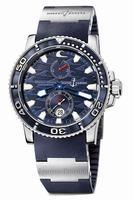 Replica Ulysse Nardin Blue Surf Limited Edition Mens Wristwatch 263-36LE-3