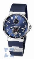 Replica Ulysse Nardin Maxi Marine Chronometer Mens Wristwatch 263-66-3-623