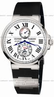 Replica Ulysse Nardin Maxi Marine Chronometer 43mm Mens Wristwatch 263-67-3.40