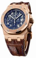 Replica Audemars Piguet Royal Oak Offshore Pride of Argentina Mens Wristwatch 26365OR.OO.D801CR.01