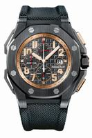 Replica Audemars Piguet Royal Oak Offshore Arnold Swarzenegger The Legacy Chronograph Mens Wristwatch 26378IO.OO.A001KE.01