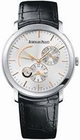 Replica Audemars Piguet Jules Audemars Dual Time Mens Wristwatch 26380BC.OO.D002CR.01