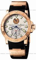 Replica Ulysse Nardin Maxi Marine Diver Mens Wristwatch 266-33-3-925