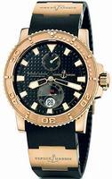 Replica Ulysse Nardin Maxi Marine Diver Mens Wristwatch 266-33-3A-92