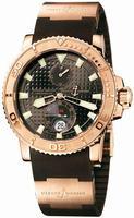 Replica Ulysse Nardin Maxi Marine Diver Mens Wristwatch 266-33-3A-925