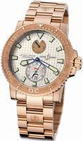 Replica Ulysse Nardin Maxi Marine Diver Chronometer Mens Wristwatch 266-33-8/90