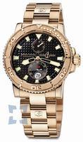 Replica Ulysse Nardin Maxi Marine Diver Mens Wristwatch 266-33-8-92