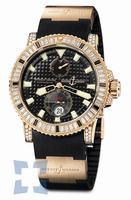 Replica Ulysse Nardin Maxi Marine Diver Mens Wristwatch 266-34C-BAG-3A-92