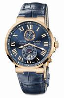 Replica Ulysse Nardin Maxi Marine Chronometer 43mm Mens Wristwatch 266-67-43