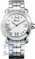 Replica Chopard Happy Sport Edition 2 Ladies Wristwatch 27-8477.WH