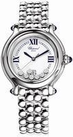 Replica Chopard Happy Sport Ladies Wristwatch 27.8236.23W