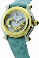 Replica Chopard Happy Sport Ladies Wristwatch 27.8246.23