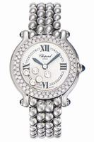 Replica Chopard Happy Sport Ladies Wristwatch 27.8294.23W2R