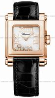 Replica Chopard Happy Sport Square Ladies Wristwatch 275349-5001
