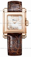 Replica Chopard Happy Sport Square Ladies Wristwatch 275349-5001BR