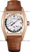 Replica Girard-Perregaux Richeville Day - Night Mens Wristwatch 27610-52-151-BACA