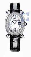 Replica Chopard Happy Sport Oval Ladies Wristwatch 2770002311WMP