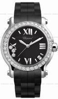 Replica Chopard Happy Sport Round Ladies Wristwatch 278475-3017