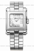 Replica Chopard Happy Sport Square Ladies Wristwatch 278516-3002