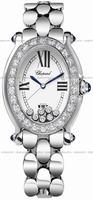 Replica Chopard Happy Sport Oval Ladies Wristwatch 278991-2001