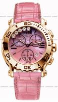 Replica Chopard Happy Sport Round Chronograph Ladies Wristwatch 283581-5006