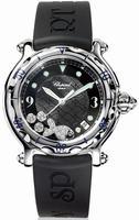 Replica Chopard Happy Sport Ladies Wristwatch 288347-3007