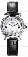 Replica Chopard Happy Sport Round Ladies Wristwatch 28896423