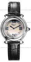 Replica Chopard Happy Sport Round Ladies Wristwatch 28896423W