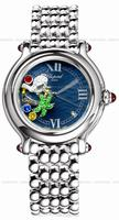 Replica Chopard Happy Sport Ladies Wristwatch 288965-3003