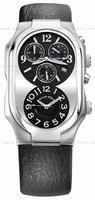 Replica Philip Stein Teslar Chronograph Mens Wristwatch 3-G-CRB-CB