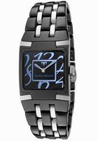 Replica Technomarine Black Snow Mini Womens Wristwatch 309002