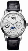 Replica A Lange & Sohne Langematik Perpetual Mens Wristwatch 310.025