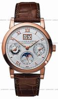 Replica A Lange & Sohne Langematik Perpetual Mens Wristwatch 310.032